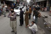 People in panic as quake hits Peshawar