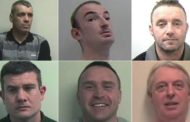 Organised crime gang jailed for 87 years