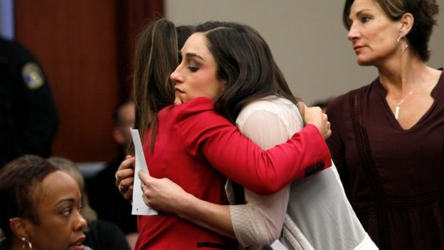 Larry Nassar case: Olympic champ Jordyn Wieber reveals abuse