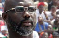 George Weah sworn in as Liberia's president