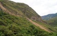 Colombia landslide kills 13 as bus is swept into ravine