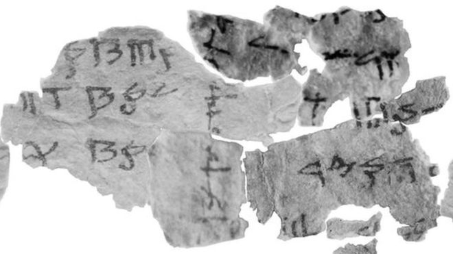 Mysterious Dead Sea Scroll deciphered in Israel