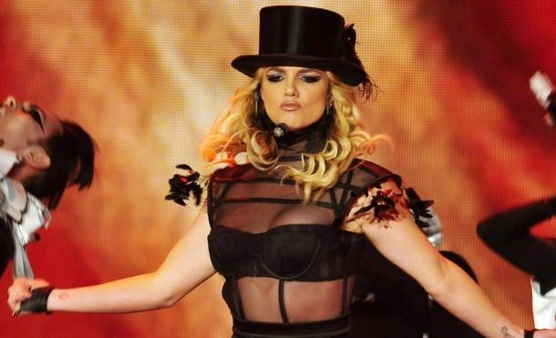Britney Spears to play Brighton Pride… and Scarborough