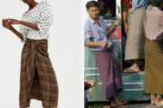 Zara's lungi lookalike mocked by Asian internet