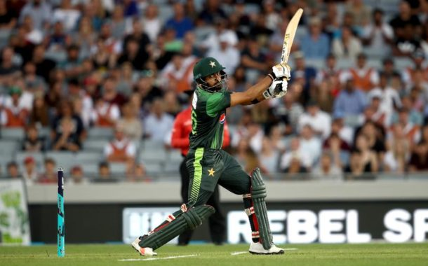 Babar Azam becomes second Pakistani to top ICC T20 rankings