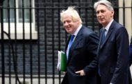 Back on your bus! Philip Hammond to Boris Johnson in cabinet feud over NHS cash