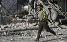 Syria war: Air strikes in Eastern Ghouta 'kill 500'