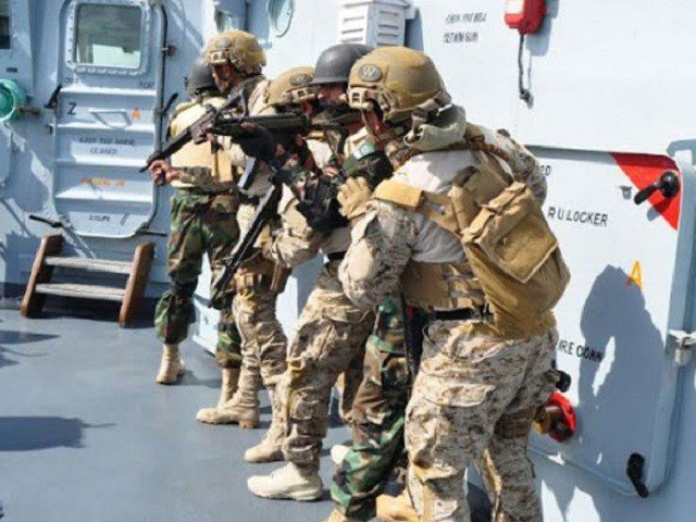 First phase of Pak-Saudi naval exercise Naseem Al Bahr concludes