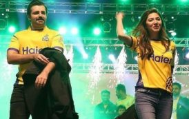 Mahira Khan replaces Humaima Malick as Peshawar Zalmi's brand ambassador