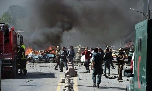 3 soldiers martyred in Swat suicide blast: ISPR