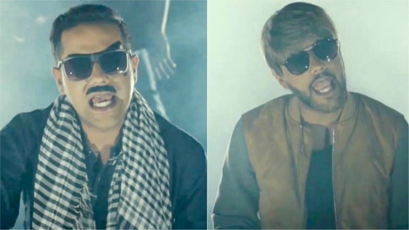 Ali Gul Pir's new song is a rap battle between conservatives and liberals