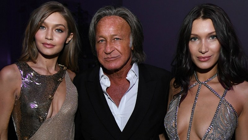 Mohammed Hadid, father to Bella and Gigi, accused of rape