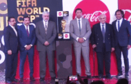 FIFA World Cup trophy unveiled in Lahore