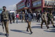 Suspected militant freed by gunmen from Srinagar hospital