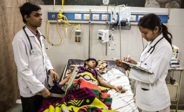 India unveils 'world's largest' public healthcare scheme