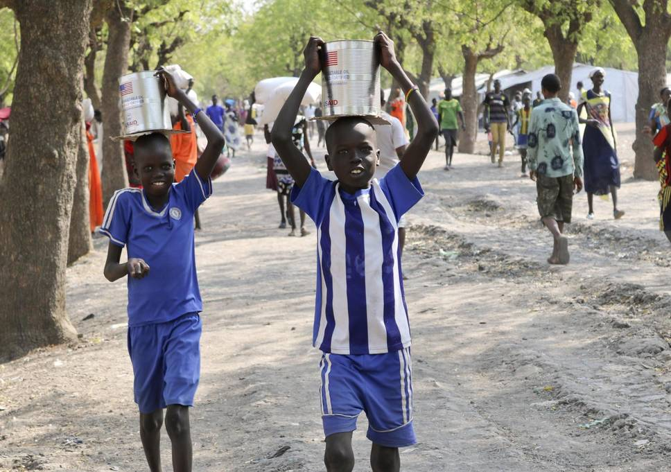 Children being sold in South Sudan 'for the price of 20 cows'