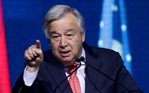UN chief warns pandemic could spark global food emergency